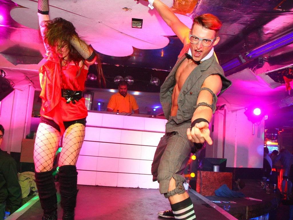 Partyfoto #48 Q-Dorf 08.02.2012 Die Berliner Clubnacht
