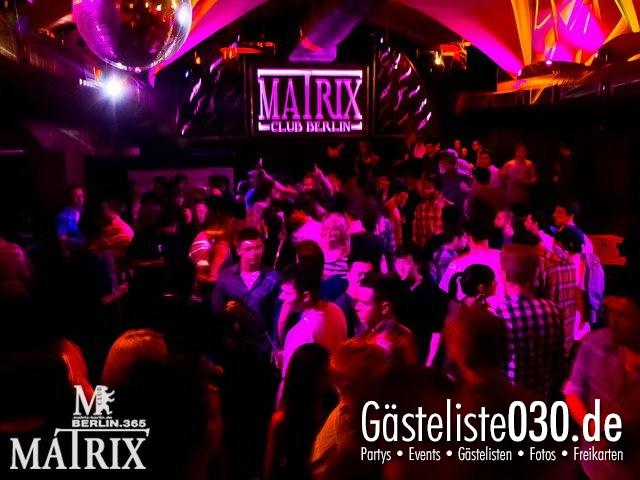 https://www.gaesteliste030.de/Partyfoto #33 Matrix Berlin vom 12.04.2012