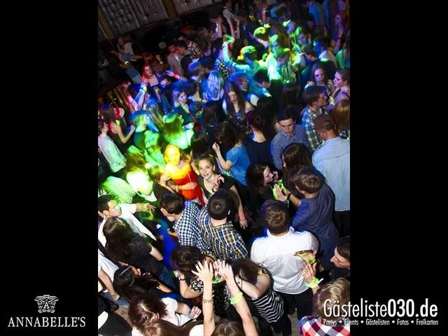 https://www.gaesteliste030.de/Partyfoto #101 Annabelle's Berlin vom 10.04.2012