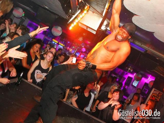 Partypics Q-Dorf 04.05.2012 Pink!