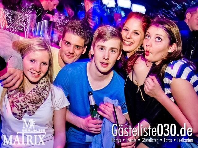 https://www.gaesteliste030.de/Partyfoto #127 Matrix Berlin vom 04.04.2012