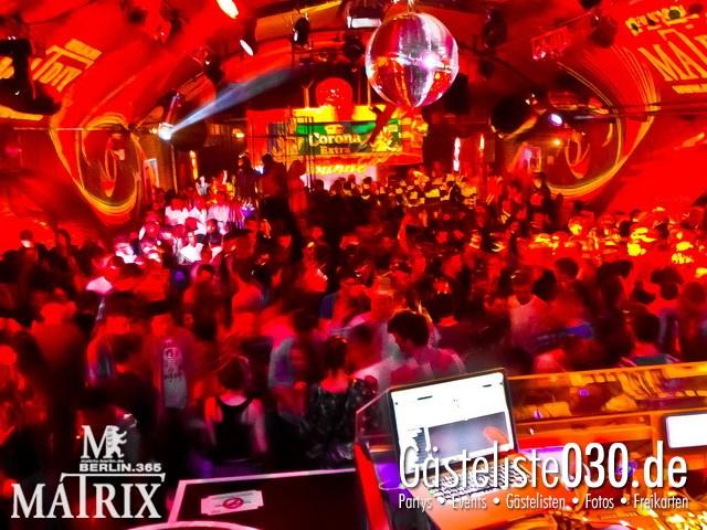 https://www.gaesteliste030.de/Partyfoto #27 Matrix Berlin vom 05.04.2012