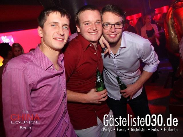 https://www.gaesteliste030.de/Partyfoto #48 China Lounge Berlin vom 09.12.2011