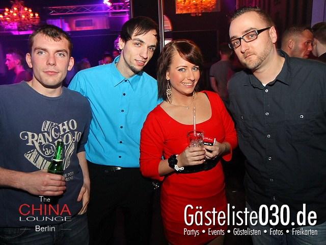 https://www.gaesteliste030.de/Partyfoto #114 China Lounge Berlin vom 13.01.2012