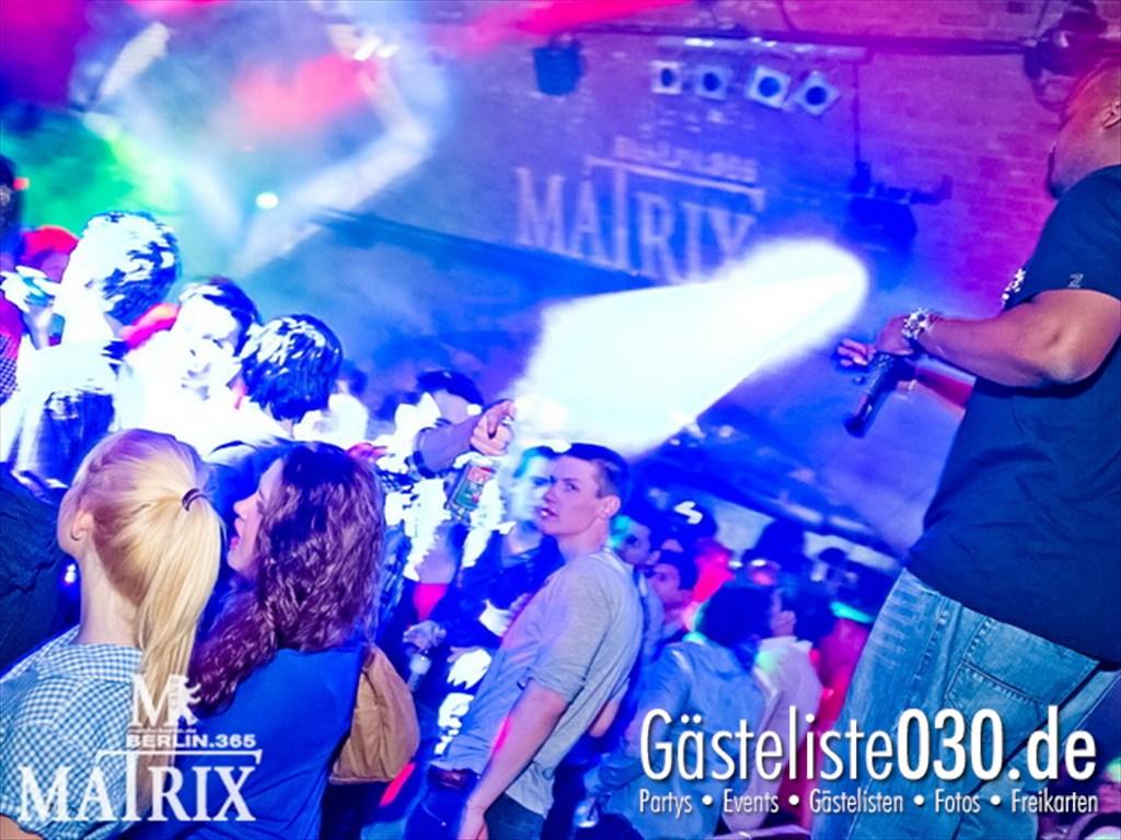 Partyfoto #75 Matrix 11.04.2012 Allure