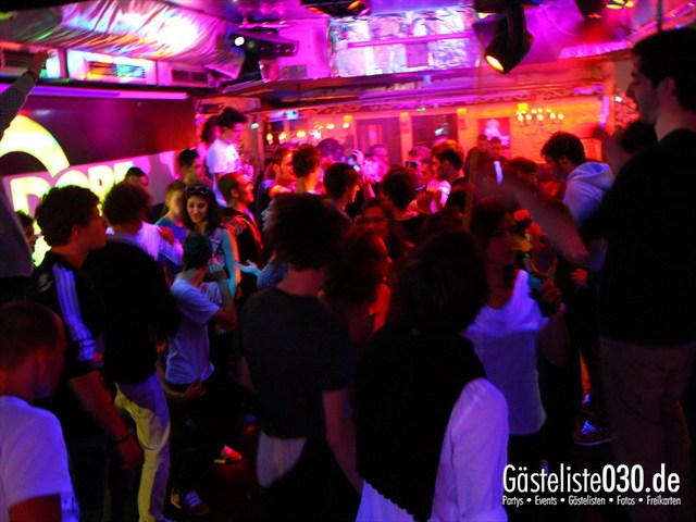 Partypics Q-Dorf 16.02.2012 World Tour - We Love Tourists