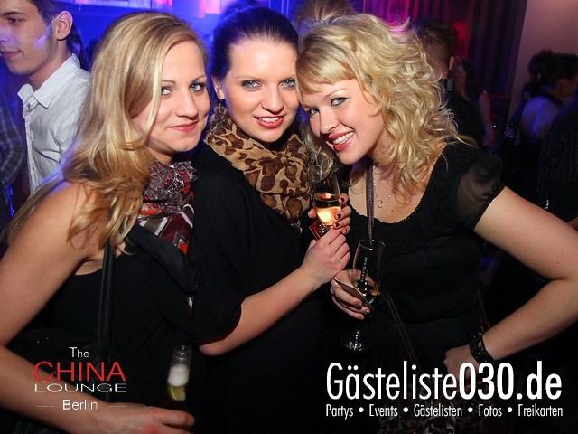 https://www.gaesteliste030.de/Partyfoto #20 China Lounge Berlin vom 04.02.2012
