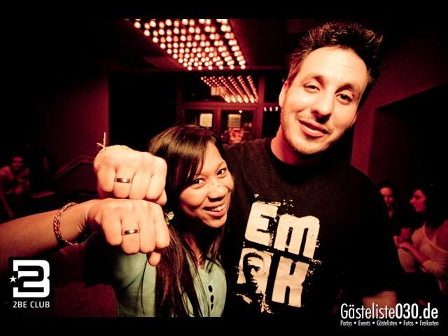 https://www.gaesteliste030.de/Partyfoto #84 2BE Club Berlin vom 17.12.2011