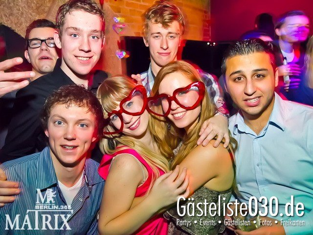https://www.gaesteliste030.de/Partyfoto #59 Matrix Berlin vom 14.02.2012