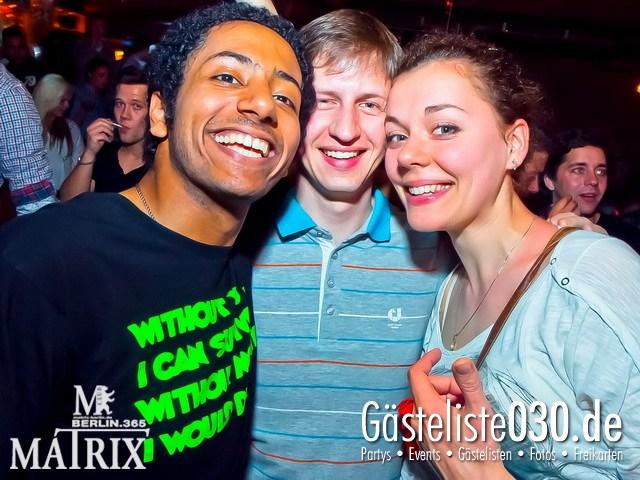 https://www.gaesteliste030.de/Partyfoto #56 Matrix Berlin vom 21.04.2012