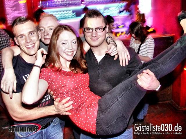 https://www.gaesteliste030.de/Partyfoto #62 Steinhaus Berlin vom 23.03.2012