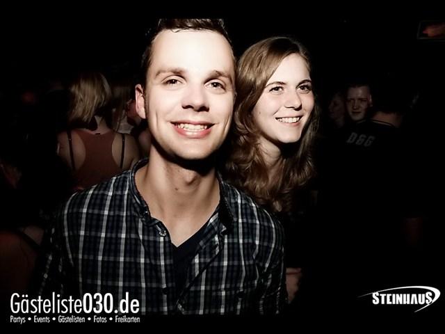 https://www.gaesteliste030.de/Partyfoto #43 Steinhaus Berlin vom 11.05.2012