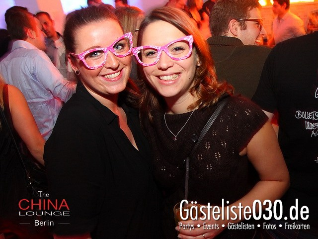 https://www.gaesteliste030.de/Partyfoto #11 China Lounge Berlin vom 09.12.2011