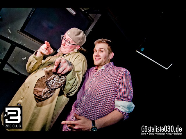 https://www.gaesteliste030.de/Partyfoto #82 2BE Club Berlin vom 03.03.2012