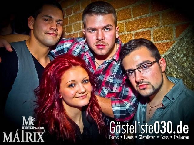 https://www.gaesteliste030.de/Partyfoto #63 Matrix Berlin vom 14.12.2011