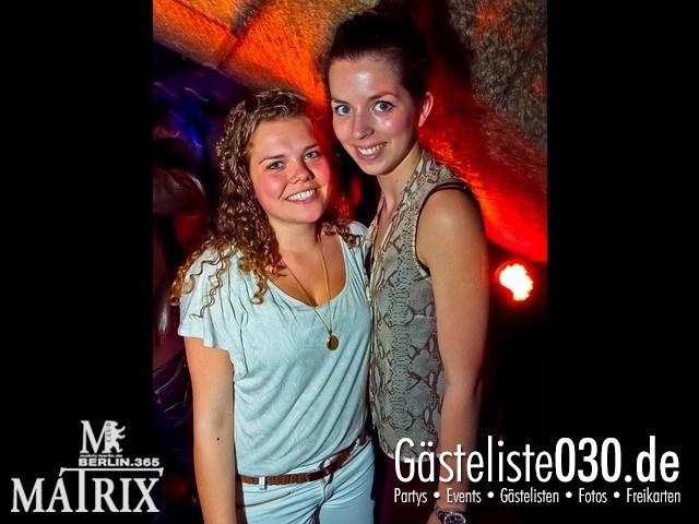 https://www.gaesteliste030.de/Partyfoto #53 Matrix Berlin vom 03.05.2012