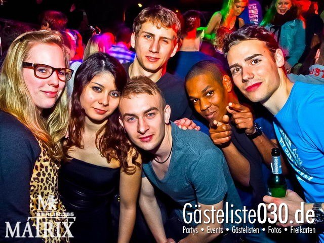 https://www.gaesteliste030.de/Partyfoto #32 Matrix Berlin vom 12.04.2012