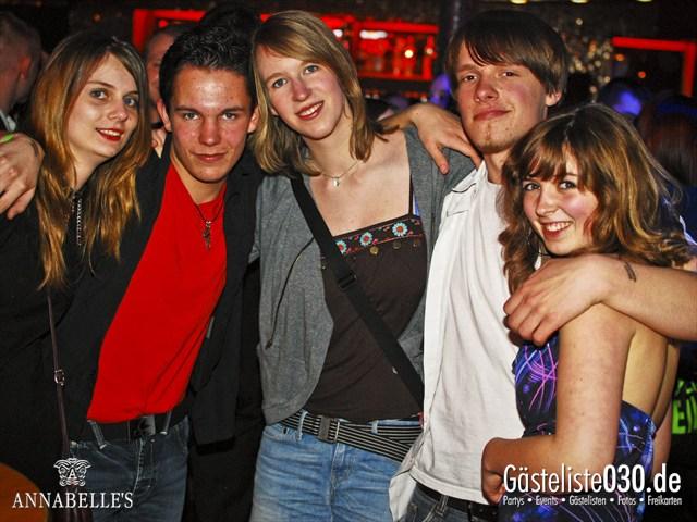 https://www.gaesteliste030.de/Partyfoto #45 Annabelle's Berlin vom 13.04.2012