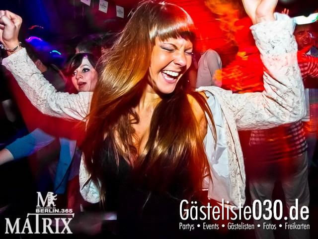 https://www.gaesteliste030.de/Partyfoto #11 Matrix Berlin vom 06.04.2012