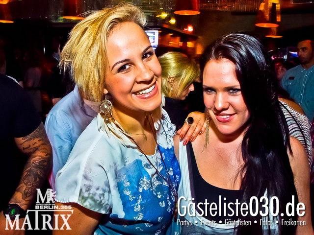 https://www.gaesteliste030.de/Partyfoto #87 Matrix Berlin vom 12.04.2012