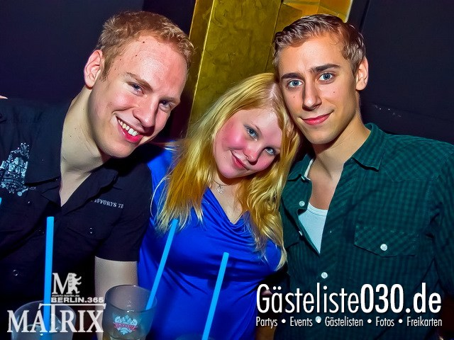 https://www.gaesteliste030.de/Partyfoto #61 Matrix Berlin vom 11.01.2012