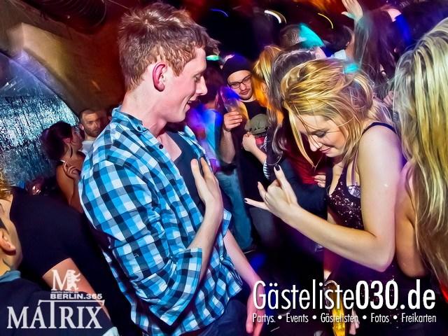 https://www.gaesteliste030.de/Partyfoto #71 Matrix Berlin vom 11.01.2012