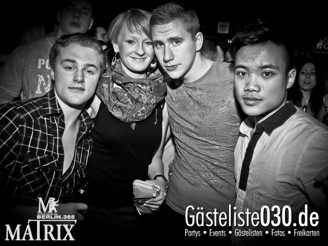 https://www.gaesteliste030.de/Partyfoto #70 Matrix Berlin vom 09.03.2012