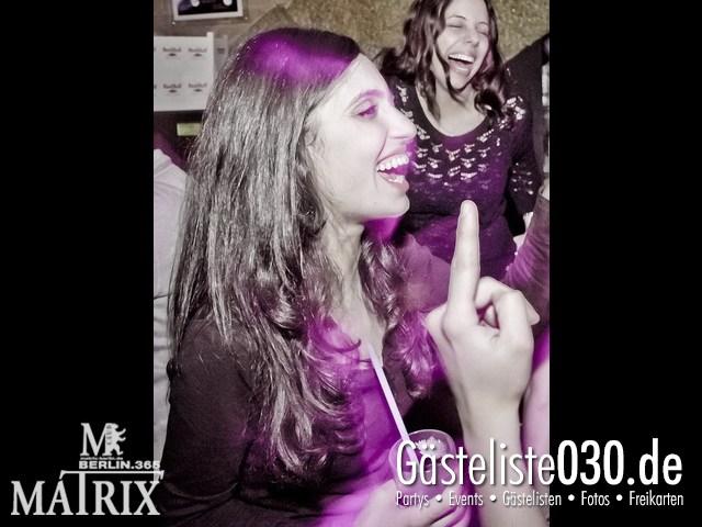 https://www.gaesteliste030.de/Partyfoto #59 Matrix Berlin vom 20.01.2012