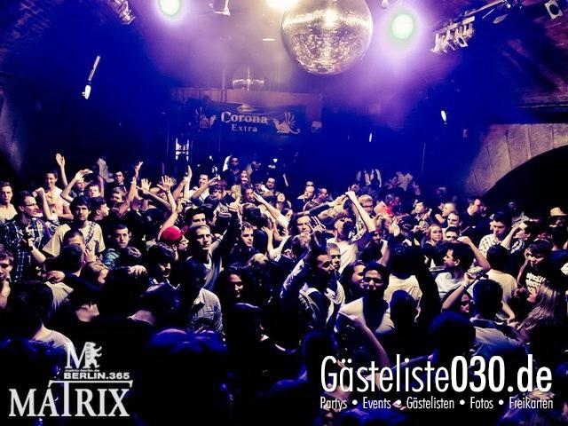 https://www.gaesteliste030.de/Partyfoto #57 Matrix Berlin vom 13.04.2012