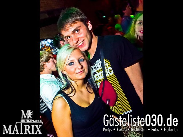 https://www.gaesteliste030.de/Partyfoto #58 Matrix Berlin vom 13.04.2012