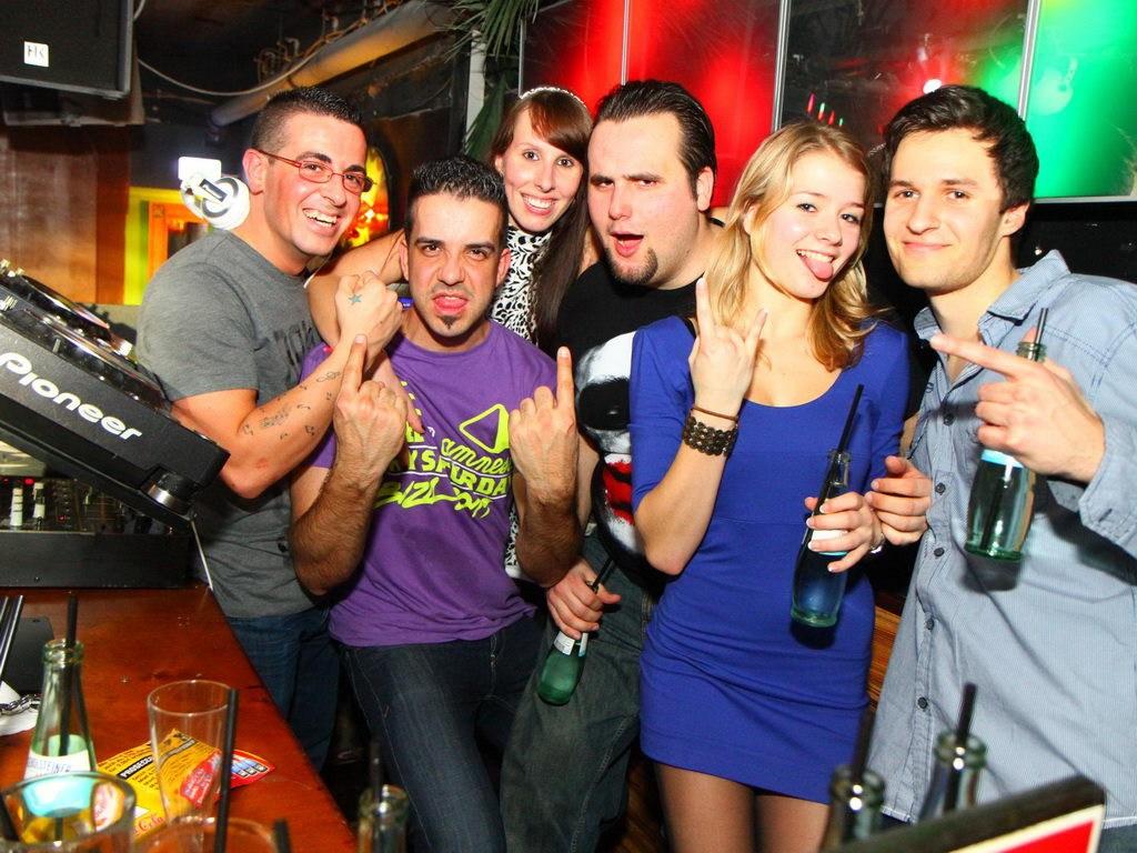 Partyfoto #48 Q-Dorf 28.12.2011 Die Berliner Clubnacht