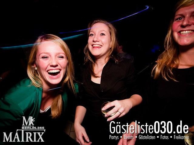 https://www.gaesteliste030.de/Partyfoto #88 Matrix Berlin vom 05.01.2012