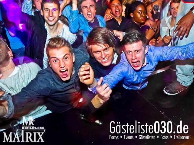 https://www.gaesteliste030.de/Partyfoto #18 Matrix Berlin vom 05.04.2012
