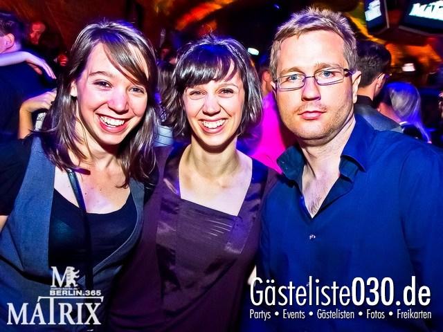 https://www.gaesteliste030.de/Partyfoto #44 Matrix Berlin vom 31.03.2012