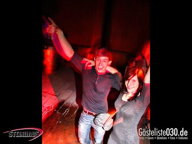 https://www.gaesteliste030.de/Partyfoto #51 Steinhaus Berlin vom 23.03.2012