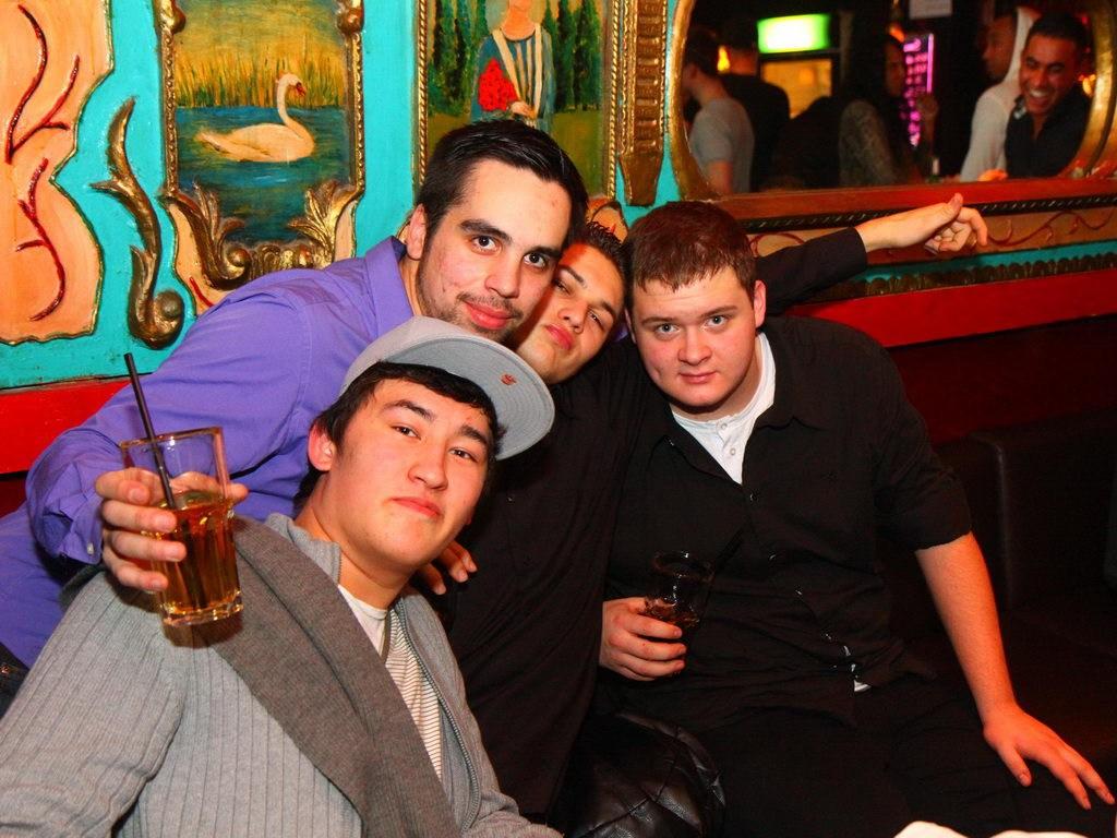 Partyfoto #50 Q-Dorf 28.12.2011 Die Berliner Clubnacht