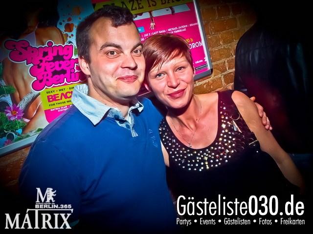 https://www.gaesteliste030.de/Partyfoto #130 Matrix Berlin vom 30.03.2012