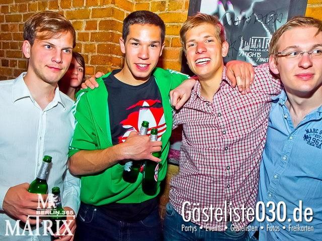https://www.gaesteliste030.de/Partyfoto #78 Matrix Berlin vom 25.04.2012