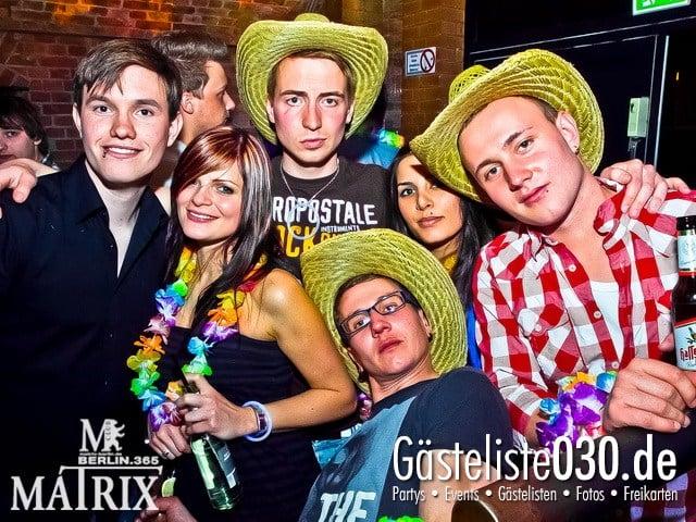 https://www.gaesteliste030.de/Partyfoto #233 Matrix Berlin vom 06.04.2012