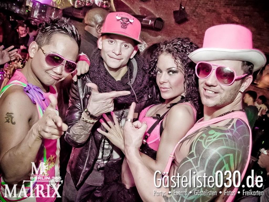 Partyfoto #49 Matrix 14.03.2012 Allure