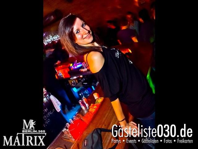 https://www.gaesteliste030.de/Partyfoto #89 Matrix Berlin vom 10.03.2012