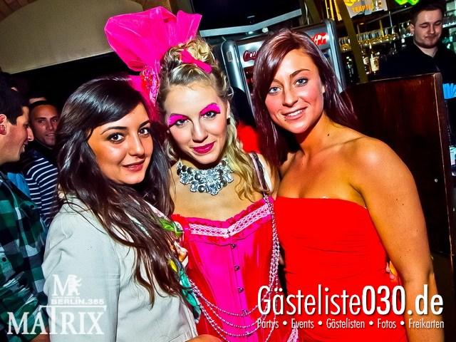 https://www.gaesteliste030.de/Partyfoto #12 Matrix Berlin vom 14.02.2012