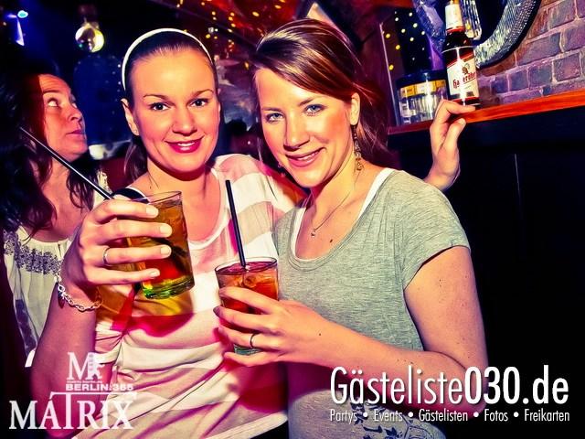 https://www.gaesteliste030.de/Partyfoto #50 Matrix Berlin vom 05.04.2012