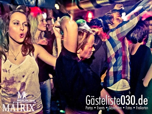 https://www.gaesteliste030.de/Partyfoto #96 Matrix Berlin vom 04.04.2012