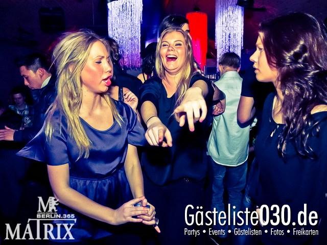 https://www.gaesteliste030.de/Partyfoto #49 Matrix Berlin vom 25.01.2012