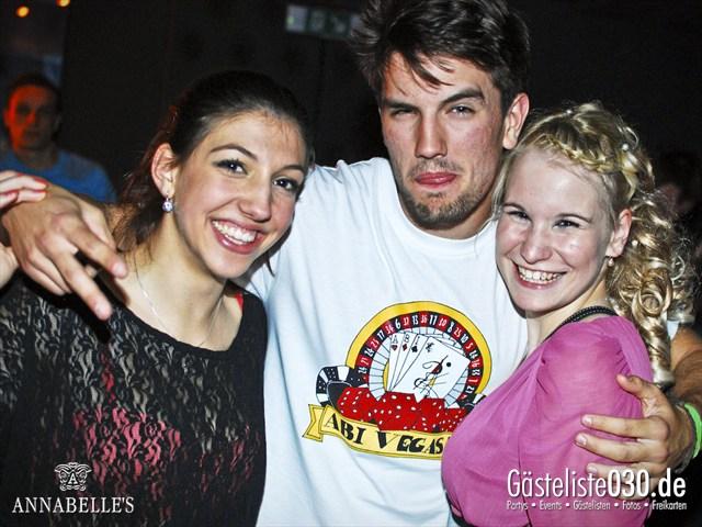 https://www.gaesteliste030.de/Partyfoto #36 Annabelle's Berlin vom 13.04.2012