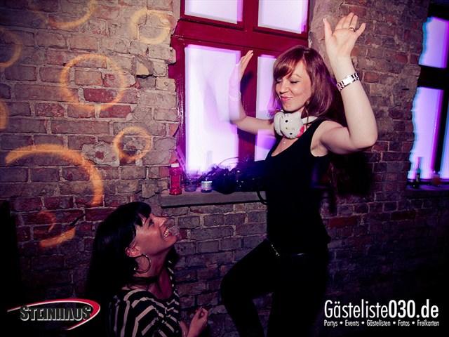 https://www.gaesteliste030.de/Partyfoto #45 Steinhaus Berlin vom 17.03.2012