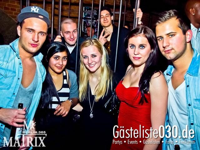 https://www.gaesteliste030.de/Partyfoto #67 Matrix Berlin vom 14.01.2012