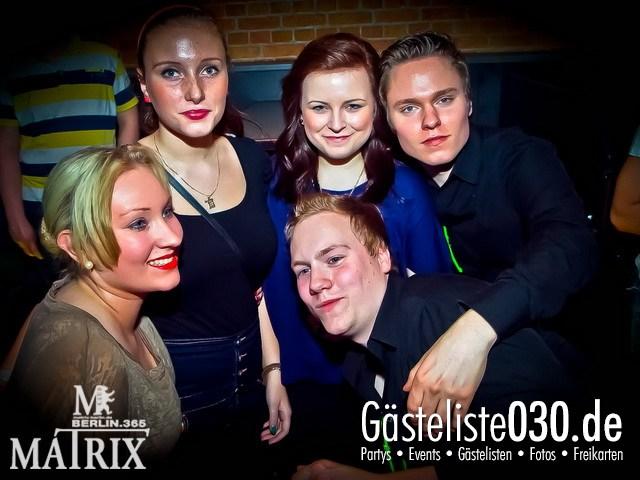 https://www.gaesteliste030.de/Partyfoto #43 Matrix Berlin vom 25.02.2012