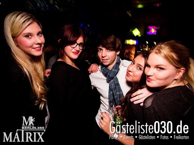 https://www.gaesteliste030.de/Partyfoto #34 Matrix Berlin vom 05.01.2012